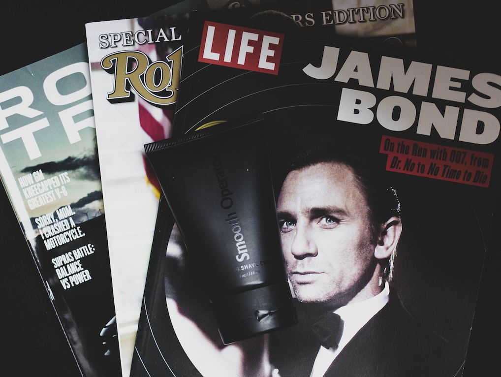 james bond representing a type of bonds for investing in